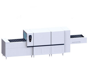 China Commercial Chain Conveyor Dishwasher HDW8000L With Drying Function distributor